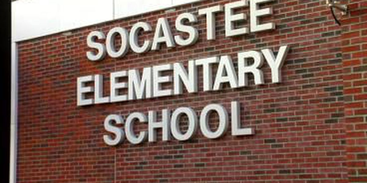 Socastee Elementary school's new location just two miles down the road