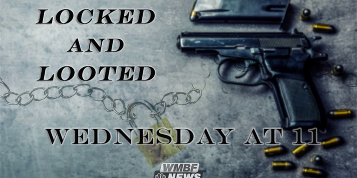 TONIGHT AT 11: Locked and Looted