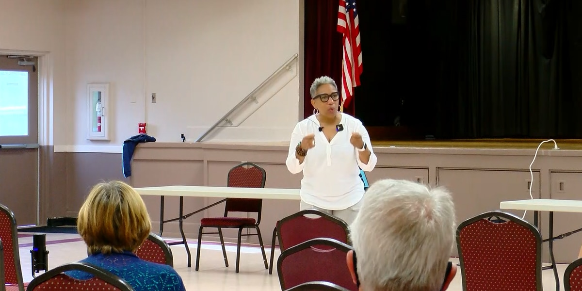 'Come together.' MBPD's cultural diversity trainer leads engagement event for residents