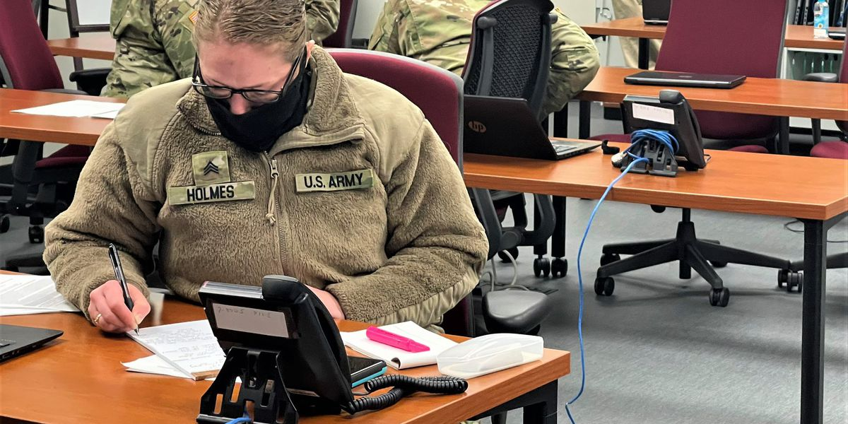 S.C. National, State Guard members help DHEC by answering COVID-19 vaccine calls