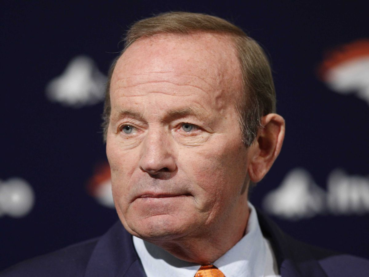 Denver Broncos owner Pat Bowlen dies at age 75