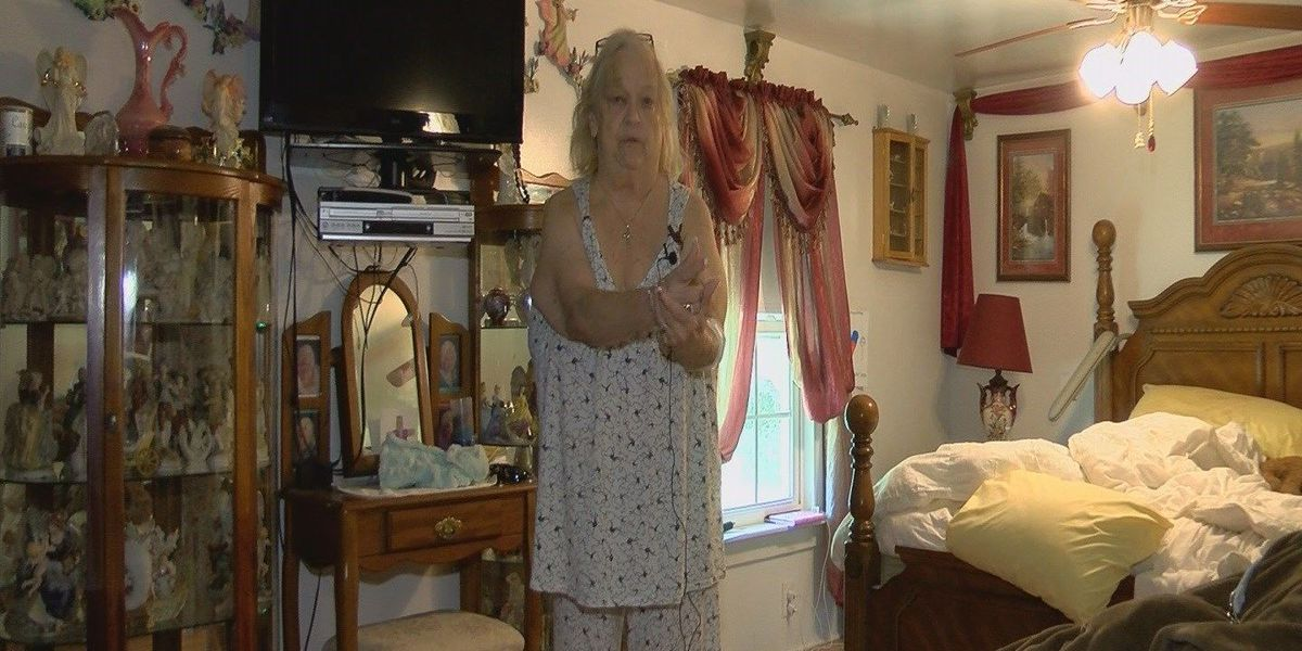 75-year-old woman shoots suspect after being beaten and robbed at her home