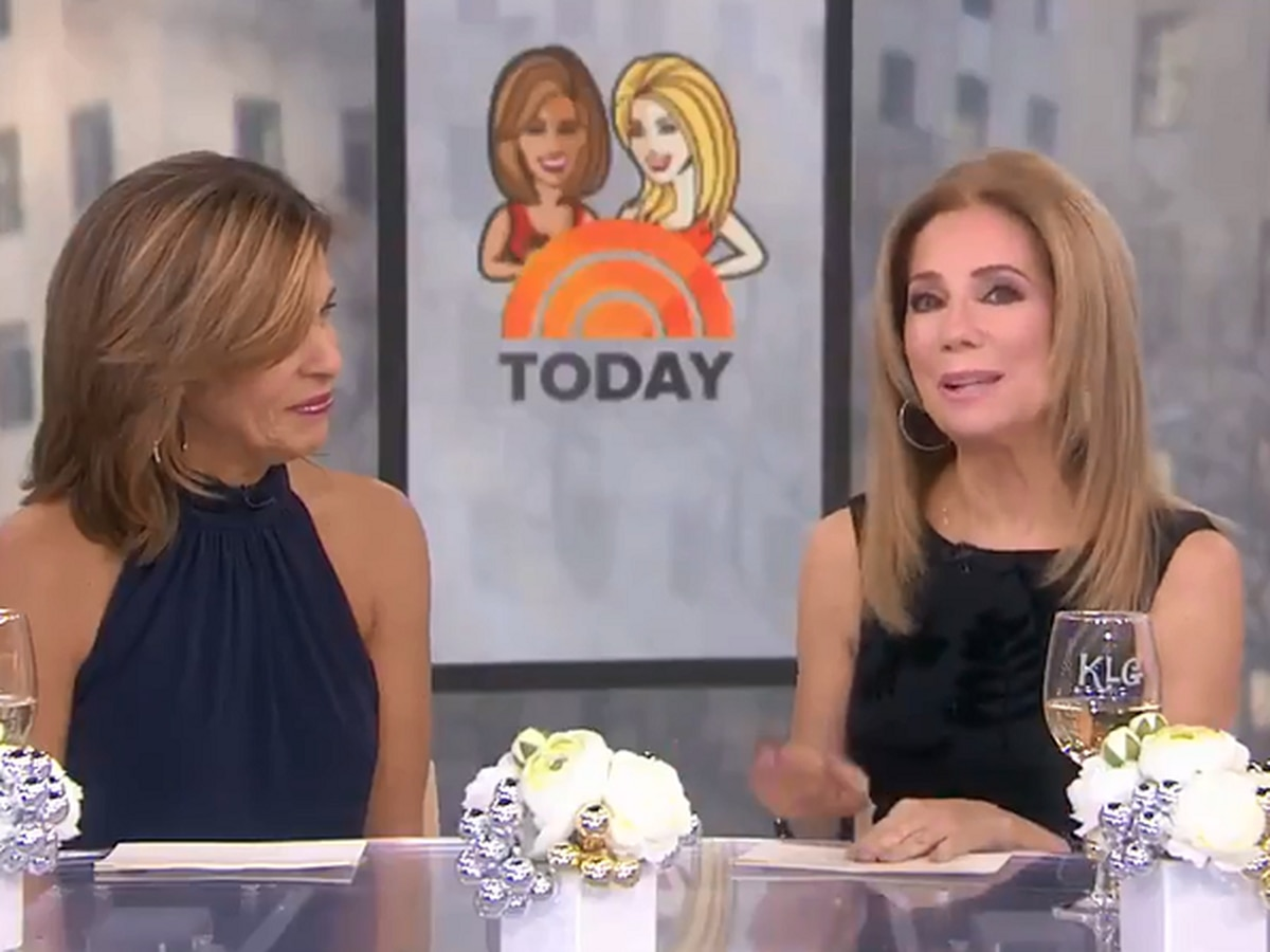 Kathie Lee Gifford to leave 'TODAY' show after 11 years