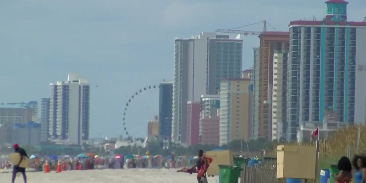 Myrtle Beach City Council discuss COVID-19, Labor Day weekend plans