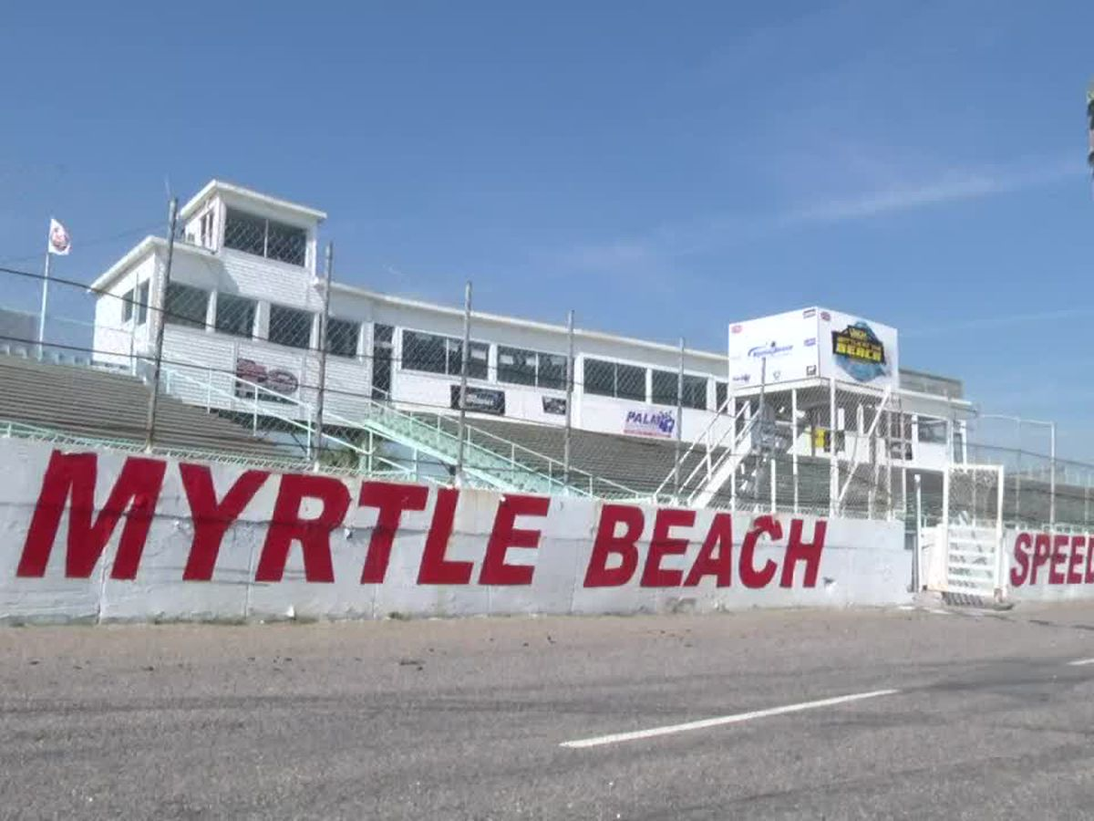 'It's a part of history': Myrtle Beach Speedway confirms it's been approached by developers