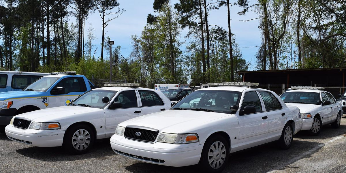 Nichols to receive three police cruisers from Myrtle Beach following Hurricane Matthew