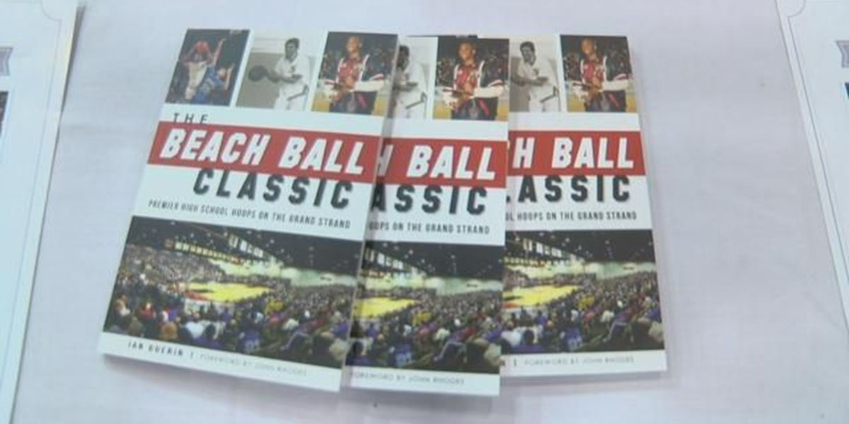 New book explores Beach Ball Classic's origins, impact