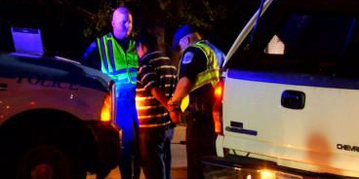Conway police to hold safety checkpoints in August