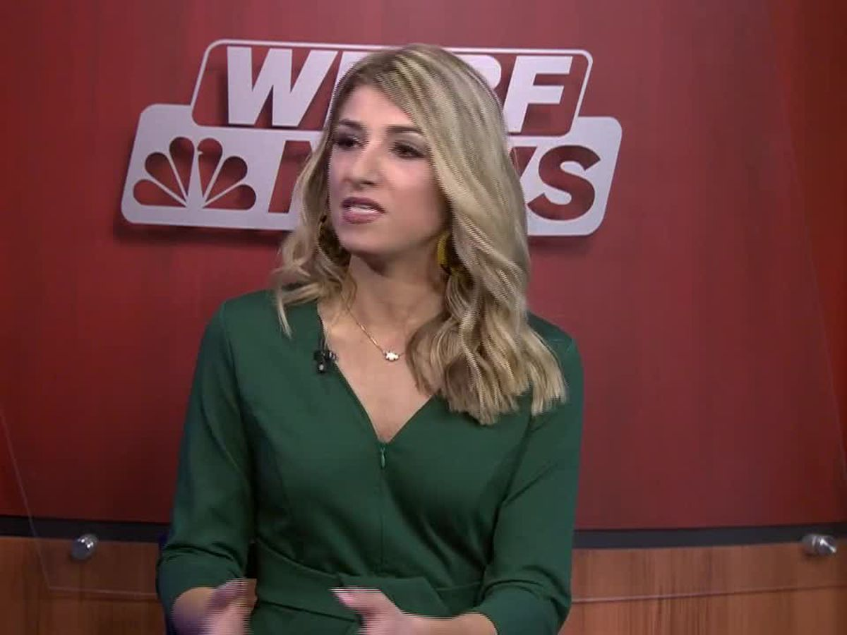Meet Katherine Phillips, WMBF's newest reporter