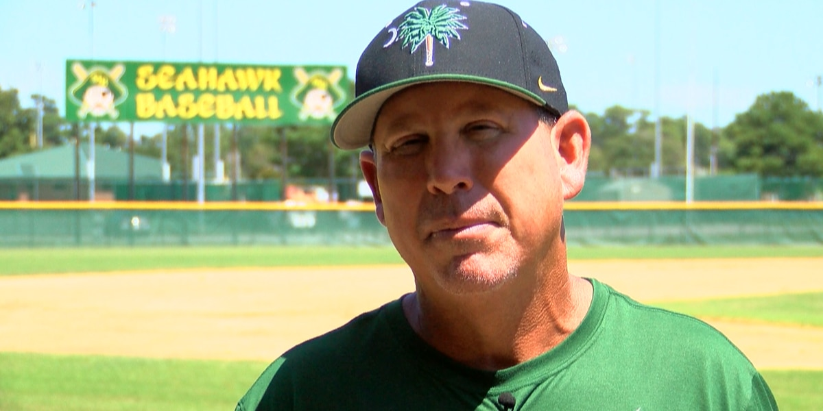 Myrtle Beach HS baseball coach discusses effects of Marlins outbreak on high school sports