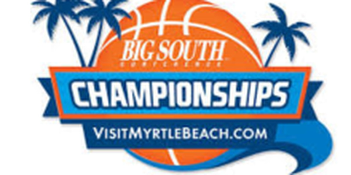 Big South Basketball Championships brings hoop action to Myrtle Beach area