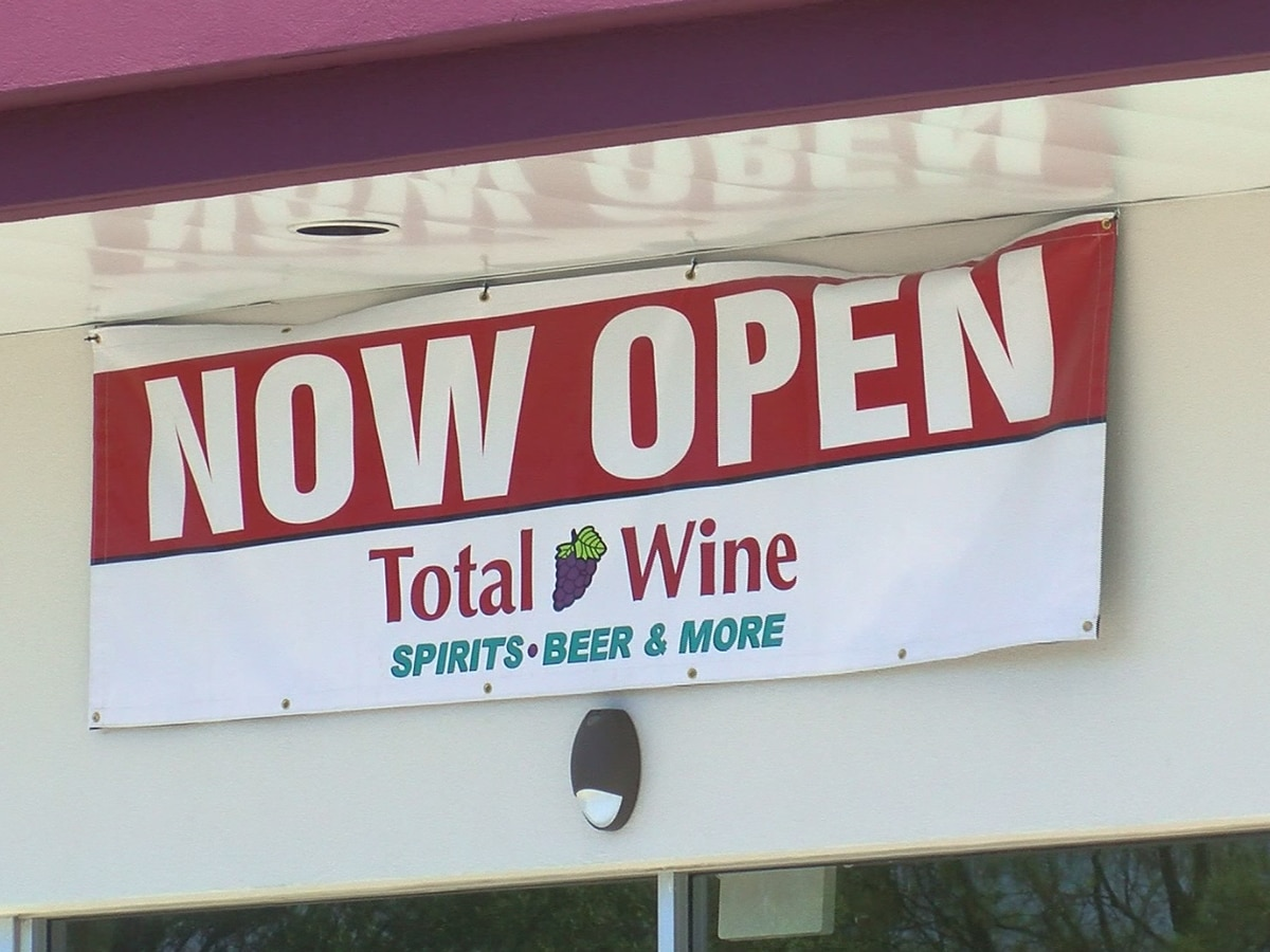 Total Wine location officially opens in Myrtle Beach