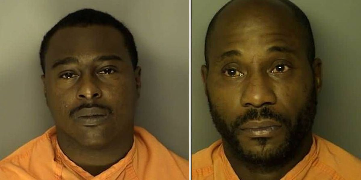 Two suspects accused of domestic violence are on the loose
