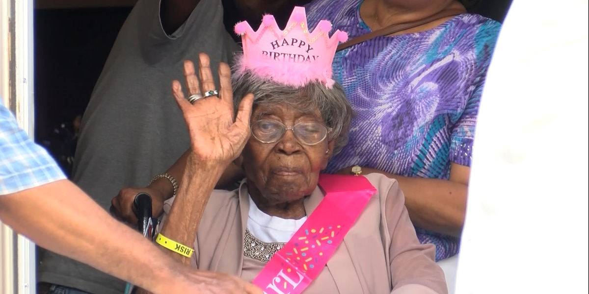 Sept. 1 declared as Hester Ford Day in Mecklenburg Co. in honor of oldest living American