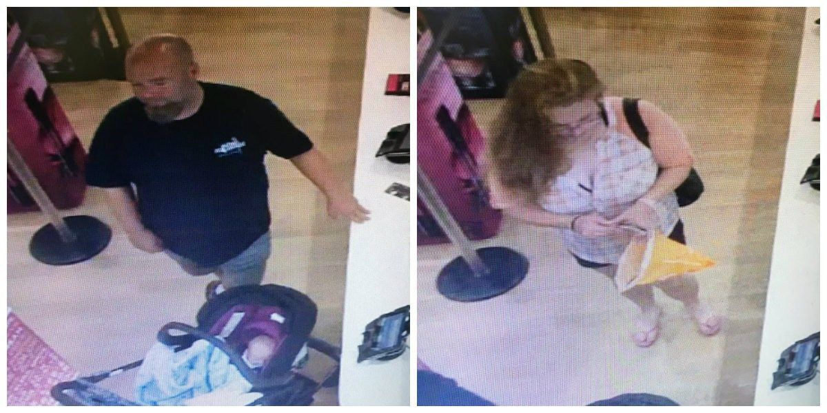 Horry police look for suspects accused of stealing over $5,000 in beauty products