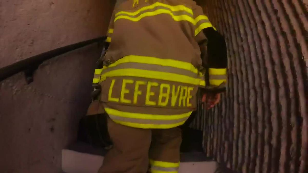 This is Carolina: Myrtle Beach firefighters join in stair climb to remember 9/11