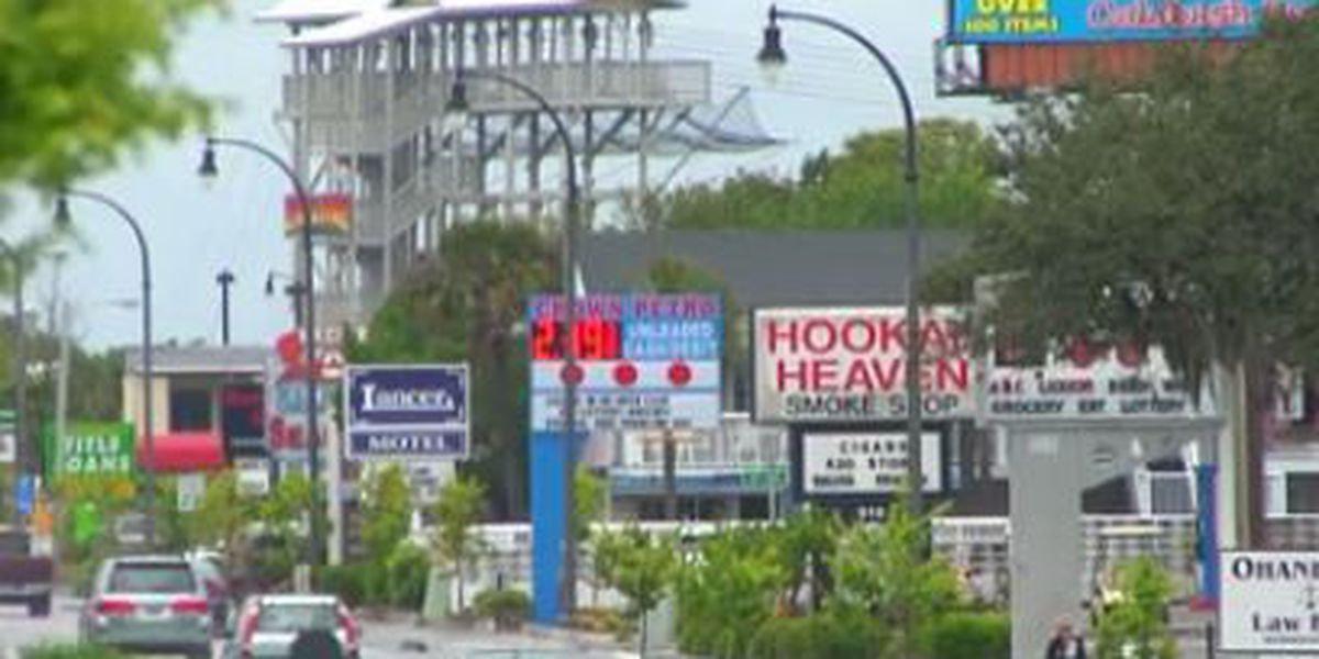 Myrtle Beach metro area again the second fastest-growing in the U.S.