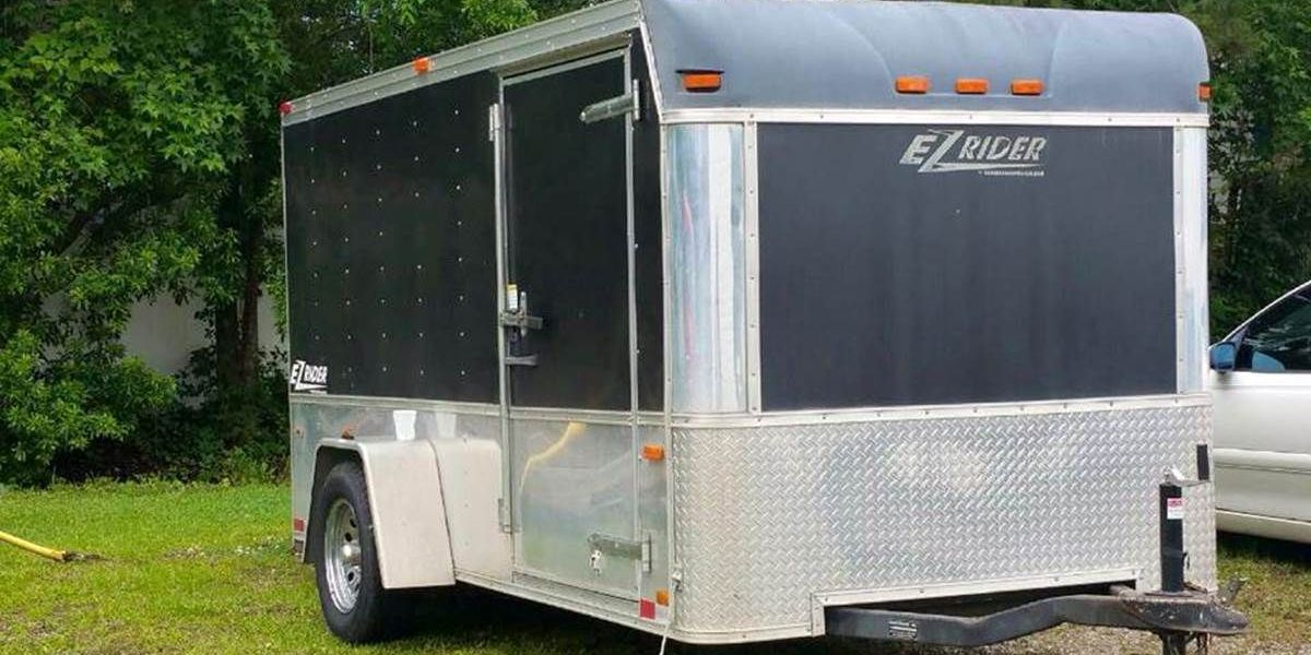 Trailer returned after being stolen from Myrtle Beach church