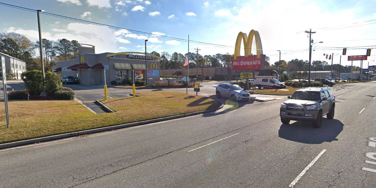 Cops: Women threw customers' food trays at employees at N. Charleston McDonald's