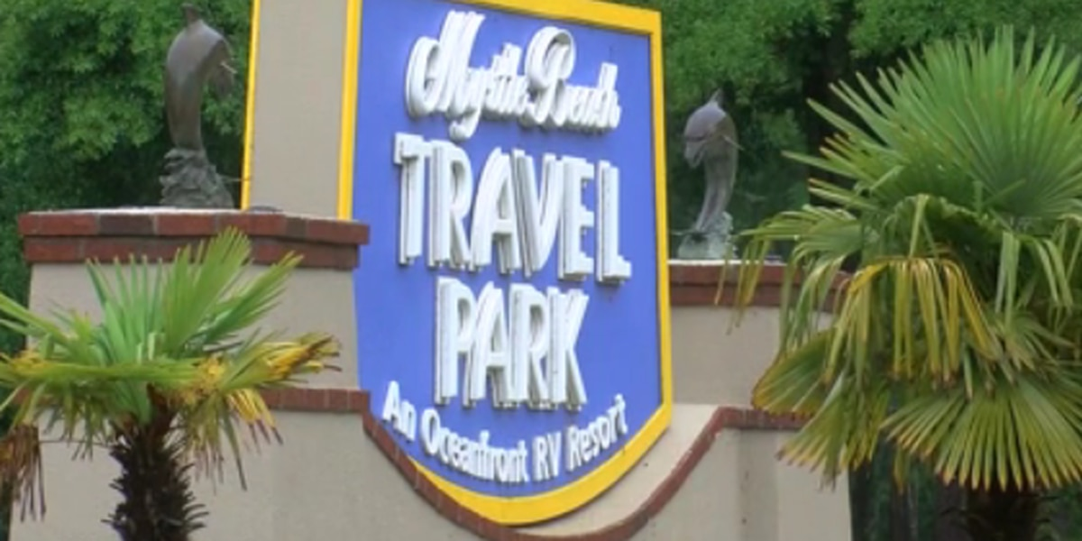Myrtle Beach Travel Park receives 'Park of the Year' award