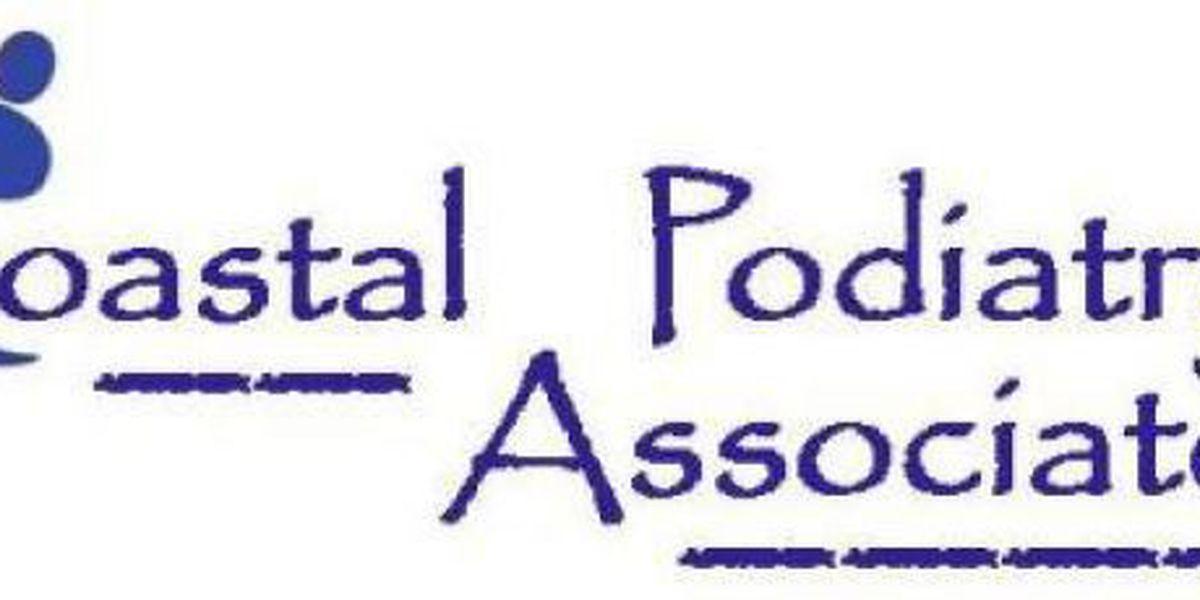 Coastal Podiatry Associates to host seminar about heel pain
