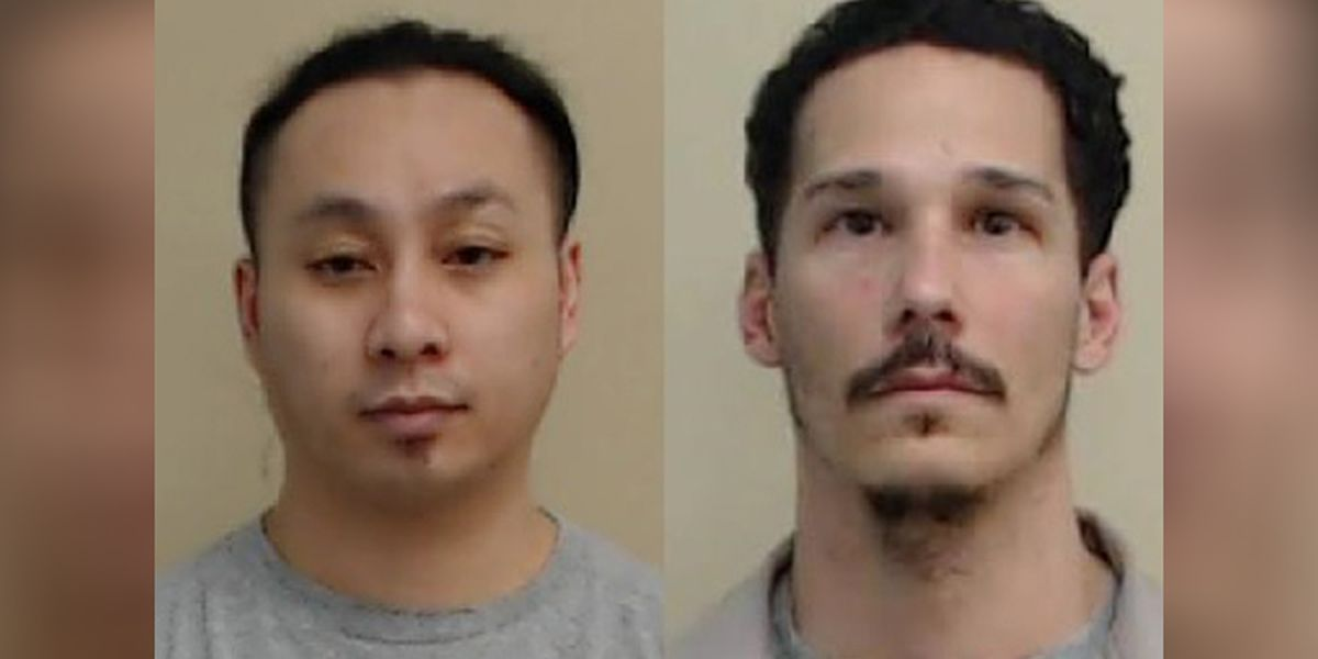CAUGHT: Two escaped inmates captured in Catawba County